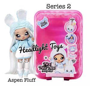 Series-2-Na-Na-Na-Surprise-ASPEN-FLUFF-Bunny-2-IN-1-Fashion-Doll-Plush-Pom-Purse