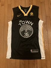 SBlauNEU Nike NBA Golden State Warriors Trikot35 Kevin DurantGr