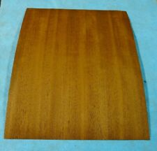 "6 sheets Mahogany  wood veneer 8/"" x 10/"" with paper backer 1//64/"""