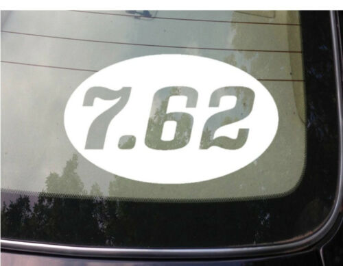 7.62 STICKER DECAL 2A MOLON LABE COME AND TAKE IT *C149*
