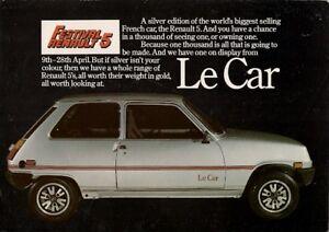 1979 renault le car
