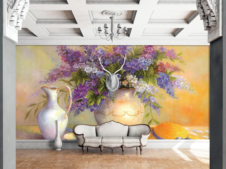 3D Hut Terrine Blaume 74 Tapete Wandgemälde Tapete Tapeten Bild Familie DE Summer | Vorzügliche Verarbeitung  | Ästhetisches Aussehen  | Einfach zu spielen, freies Leben