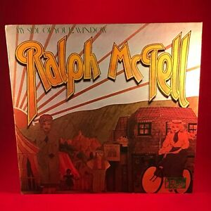 RALPH-MCTELL-My-Side-Of-Your-Window-1969-UK-Vinyl-LP-Excellent-Condition