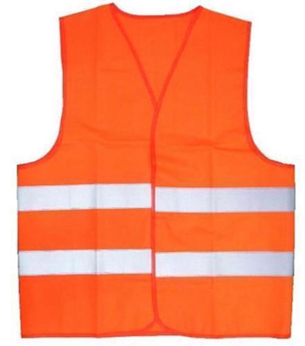 Gilet di sicurezza Sicurezza Gilet Arancione//Giallo i guasti Gilet XXL spedizione veloce