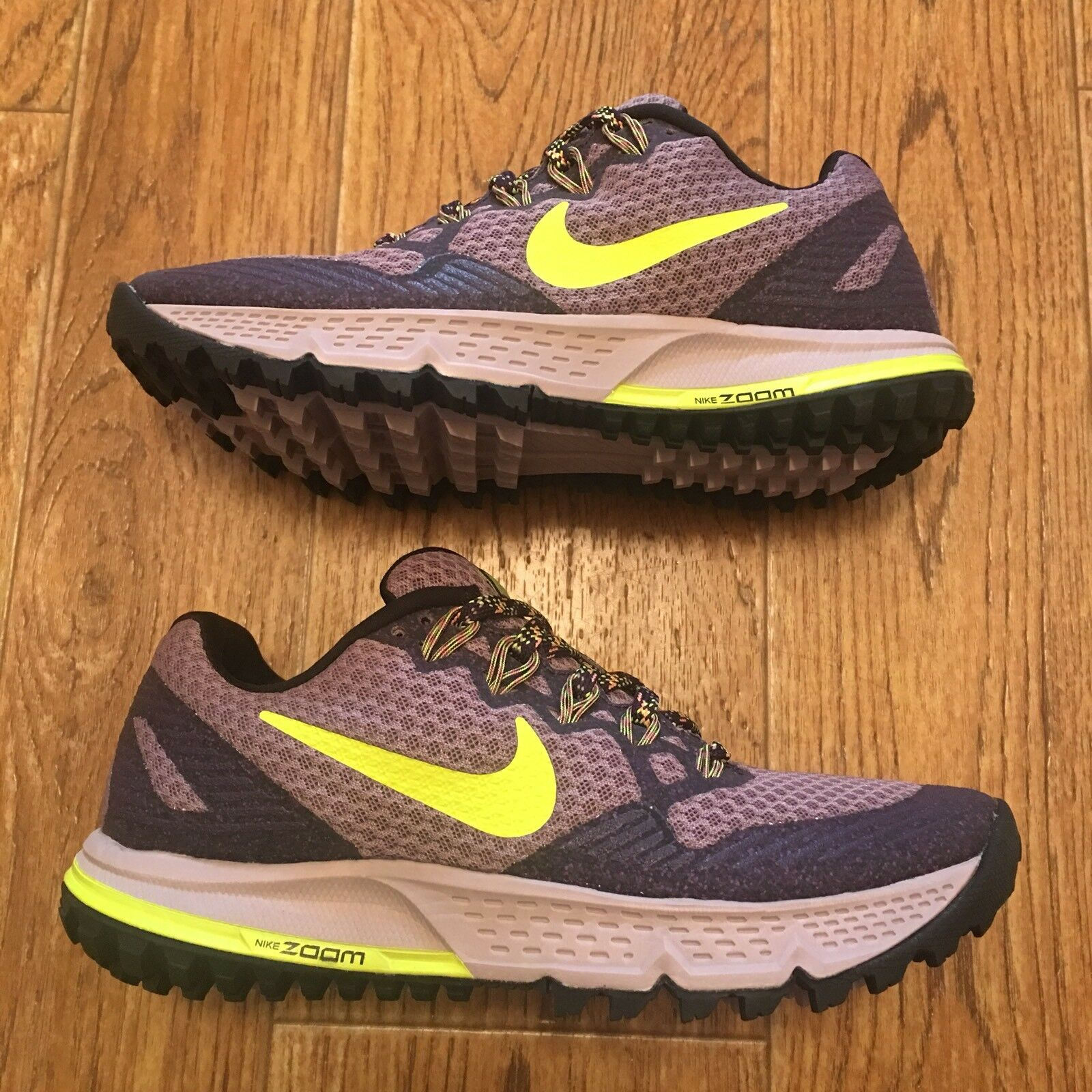 749337-501 749337-501 749337-501 Nike Womens Air Zoom Wildhorse 3 Trail Running Purple Size 5 NEW 4d46f9
