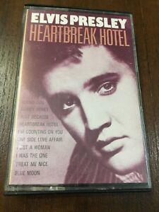 ELVIS-PRESLEY-HEARTBREAK-HOTEL-MC-K7-CASSETTE-BANDE-RUBAN-ADHESIF-EDITION