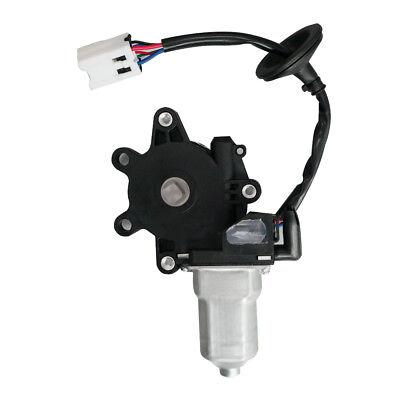 Front Drivers Side LH Window Regulator Motor for Nissan 03-09 Infiniti G35 350Z