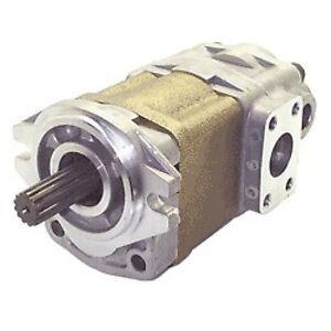 67110 30510 71 Hydraulic Pump Toyota 7fgcu45 Forklift Parts Ebay