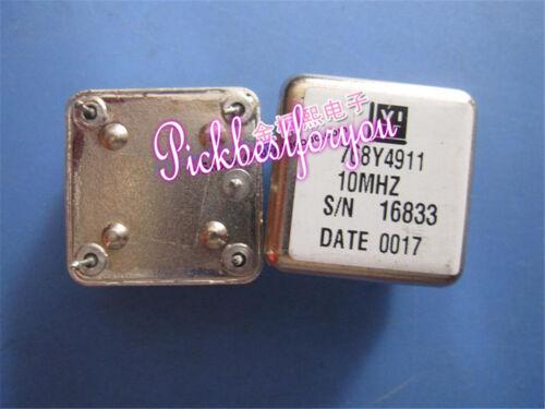 used 1pc OCXO 768Y4911 10MHZ #MT60 QL