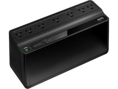 APC BE670M1 675 VA 360 Watts 7 Outlets UPS with USB Charging Port