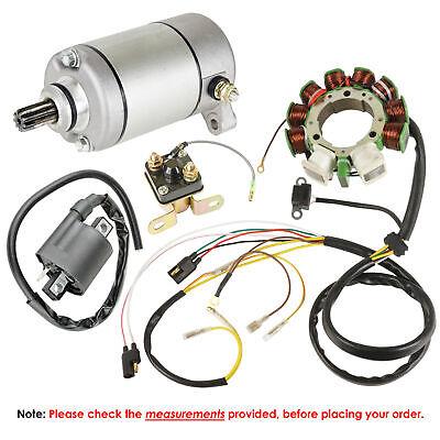 Ignition Coil for Polaris Sportsman 500 ATV 1996 1997 1998 1999 2000 2001 2002 2003