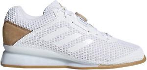 Chaussures Ll Leistung 16 Blanc Boa Haltérophilie Adidas wx7vIx