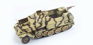 Precision Model Art (PMA) 1/72 Sd.Kfz.8 DB10 Gepanzerte 12T Desert Scheme P0320