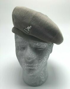 c5ab4403f Details about Unisex Kangol Smog Bamboo Jax Beret Hat