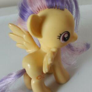 G4 My Little Pony Sunny Rays Pegasus Brushable Figure Hasbro MLP FiM