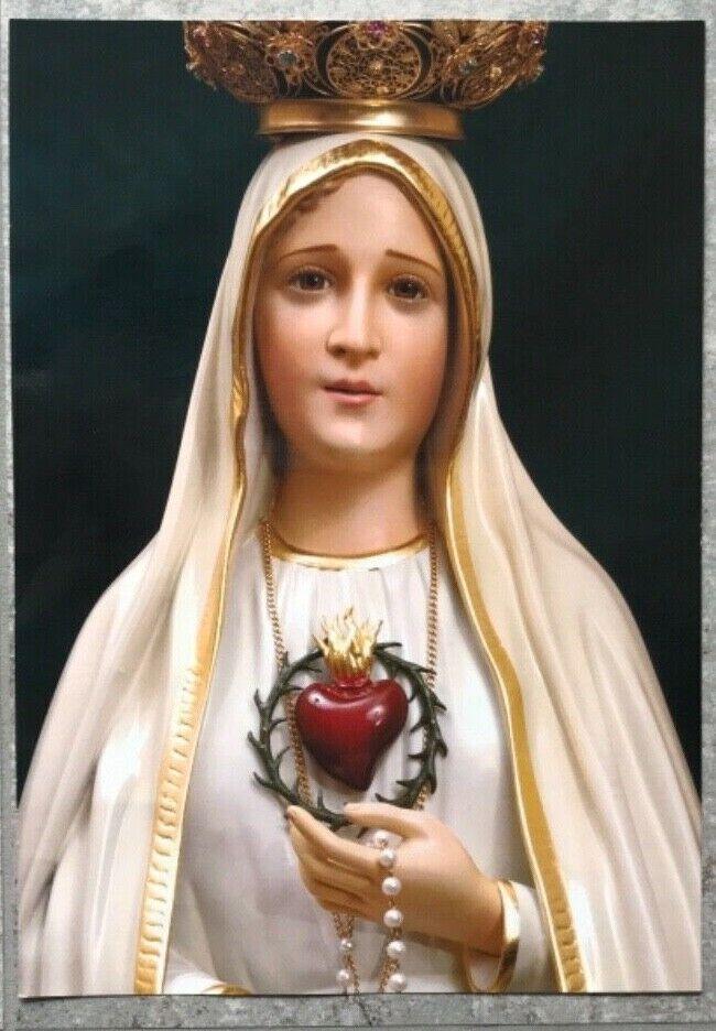 Immagine 1 - Fotografia - Madonna di Fatima - Associazione Madonna di Fatima 21x30