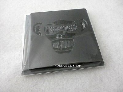 MC Mong - Miss Me or Diss Me CD + FREE GIFT (SEALED) $2.99 Ship K-POP