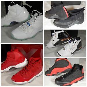 pretty nice 5182c eff54 EUC-Nike-Air-Jordan-Retro-11-13-15-