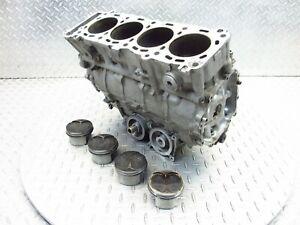 2000 00-03 Suzuki GSXR 750 GSXR750 Engine Motor Case Block Crankcase Piston OEM