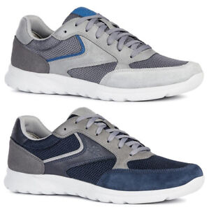 GEOX-SP-ERAST-U923EA-scarpe-uomo-sneakers-pelle-camoscio-tessuto-stringhe-casual