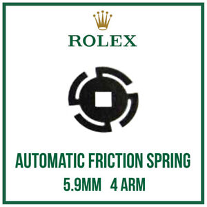 ROLEX-Automatic-Rotor-Weight-Friction-Spring-5-9mm-4-Arm-Swiss-Made