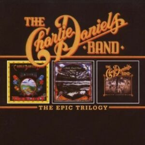 Charlie-Daniels-Epic-Trilogy-Epic-Trilogy-New-CD-UK-Import