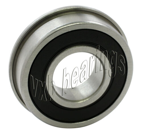 """FR6-2RS Flanged 3//8/""""x 7//8/""""x 9//32/"""" FR6RS inch Miniature Ball Radial Ball Bearings"""