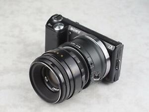 Helios-44-2-Objektiv-Helios-44-2-58mm-f2-fuer-Zenit-Russische-Adapter-Sony-Nex