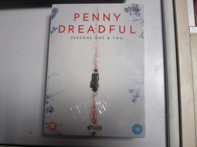 Penny Dreadful - Season 1 and 2 NEW SEALED SEE DESCRIPTION RECORDED DELIVERY