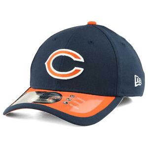 Image is loading Chicago-Bears-New-Era-NFL-Sideline-39THIRTY-Cap- ca43f71fc