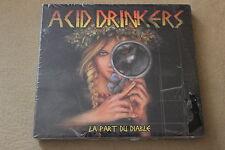 Acid Drinkers - La Part Du Diable CD POLISH RELEASE