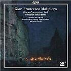 Gian Francesco Malipiero - : Piano Concertos 1-6; Variazioni senza tema [SACD] (2007)