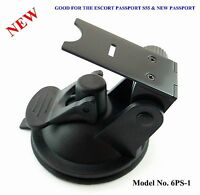 One Super Grip Suction Mount For The Beltronics And Escort Radar Detector