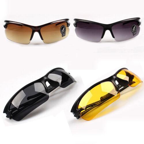 Driving Glasses Day Night Vision Sunglasses UV400 Outdoor Eyewear Anti-Glare
