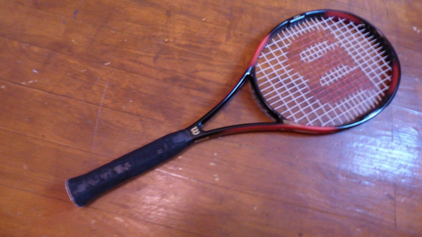 Raquette de tennis Wilson Projoon 400  High Beam Series SL 5  más descuento