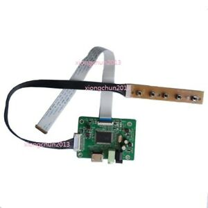"for B173HTN01.0//1 1920X1080 17.3/"" Screen HDMI VGA LCD EDP Controller Board kit"