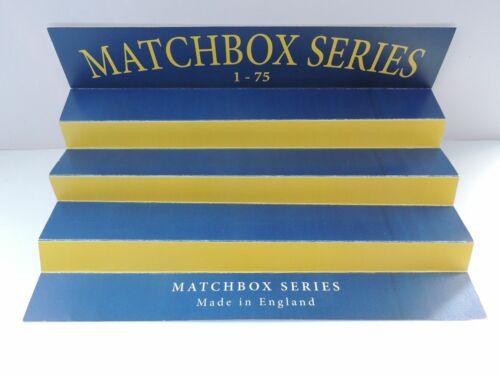 Matchbox  Series 1-75 Shop Display Stand