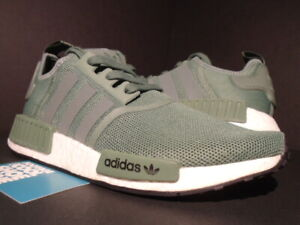 promo code 26ef2 ba4c5 Details about 2017 ADIDAS NMD R1 TRACE GREEN CORE WHITE BLACK SNS  UNDEFEATED R2 BY9692 9