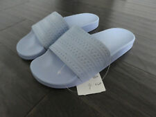 580ab28eb2e Adidas Adilette slides men s shoes new Made in Italy Easy Blue BA7539