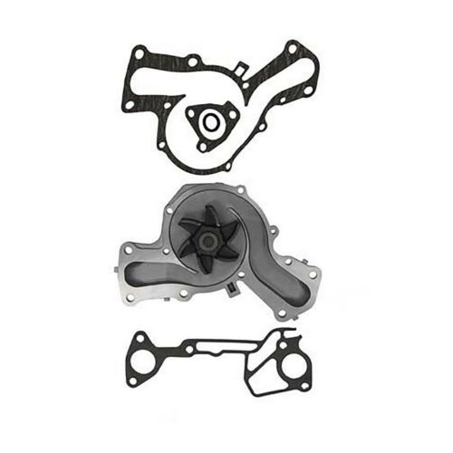 For Mitsubishi Montero V6 3.5L 2001-2006 Engine Water Pump with Gasket GMB