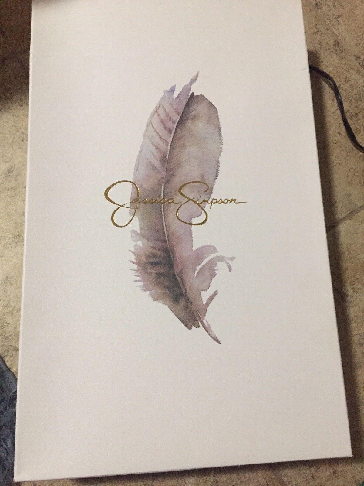 Jessica Simpson Ciarah donna US  6 Honey Marronee Gine High stivali  le migliori marche vendono a buon mercato