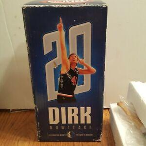 Dirk-Nowitzki-Twentieth-Season-Bobblehead-8-of-10-All-Star-Game-NIB-Dr-Pepper