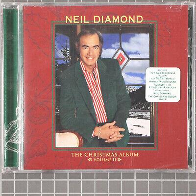 The Christmas Album, Vol. 2 by Neil Diamond CD, Sep-2001, Sony Music Sealed 74646646526 | eBay