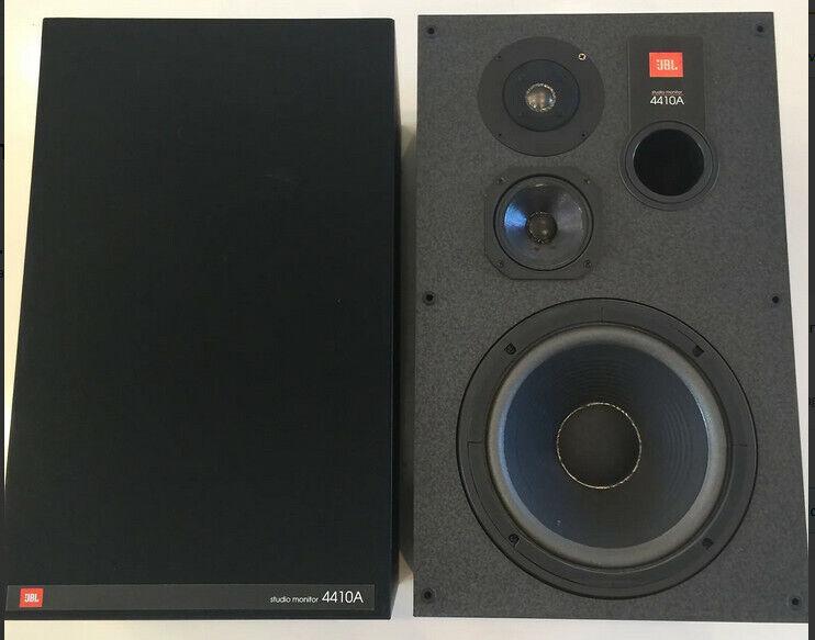 s l1600 - JBL 4410A Studio Monitors / 3-way Vertical Array Pro Speakers (pair)