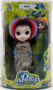 """Jun Planning Groove F-828 LITTLE PULLIP ASSA Doll 4.5/"""" NIP mini"""