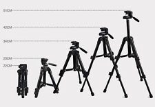 360° Tragbare Mini Digitalkamera Video Fotostativ Stativ Einbeinstativ für Canon