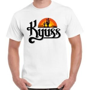 Kyuss-Rock-Metal-Sons-Of-Stoner-Hard-Retro-T-Shirt-333