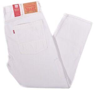 Levi-039-s-Altered-502-Men-039-s-59-50-Regular-Taper-Denim-Jeans-Choose-Size