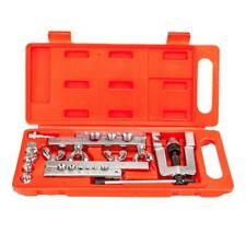Hvac Flaring And Swaging Tool Kit Od Soft Refrigeration Copper Tubing Red Case