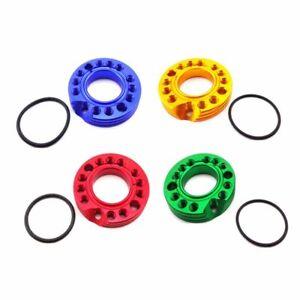28mm-Carburetor-Inlet-Intake-Adjuster-Spinner-Plate-Adadpter-For-Dirt-Bike-Quad